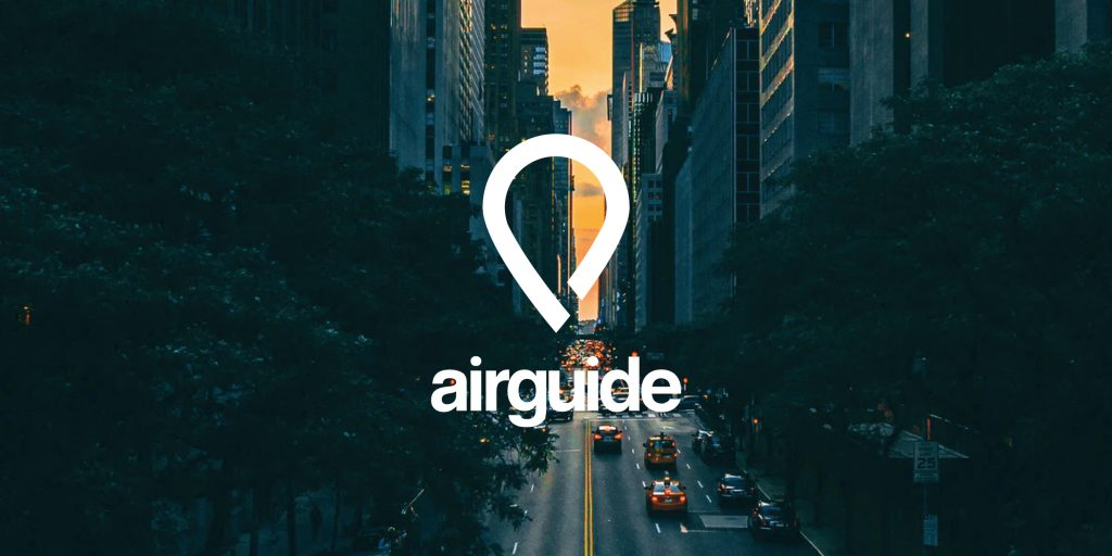 airguide Logo made by Ricco Stange